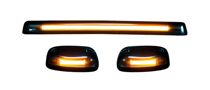 Chevy Truck Cab Roof Lights