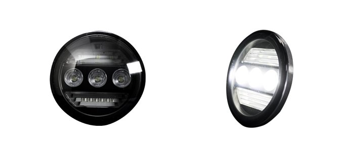 Chevy Truck LED Fog Lights