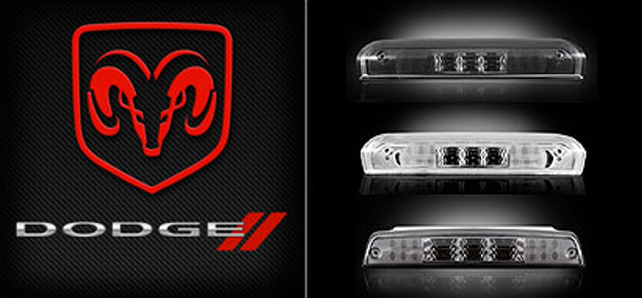 3rd Brake Lights - RECON Truck Accessories