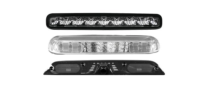 GMC LED Third Brake Lights