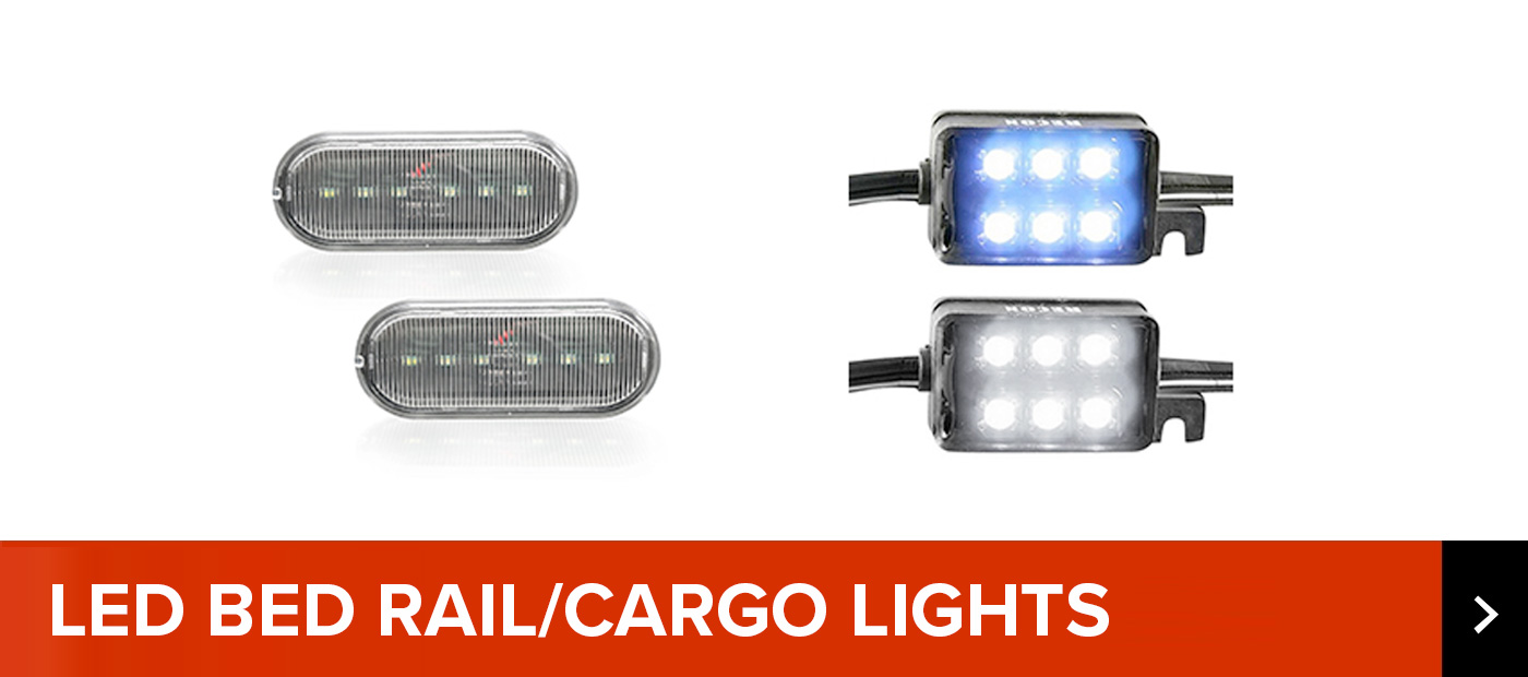 Led Fog Lights Recon Truck Accessories Jeep Wrangler Oem 2007