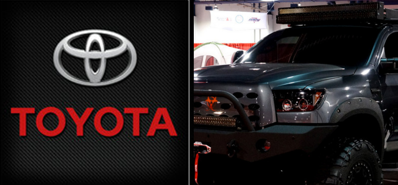 toyota tundra and sequoia projector headlights