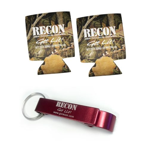 RECON swag pack