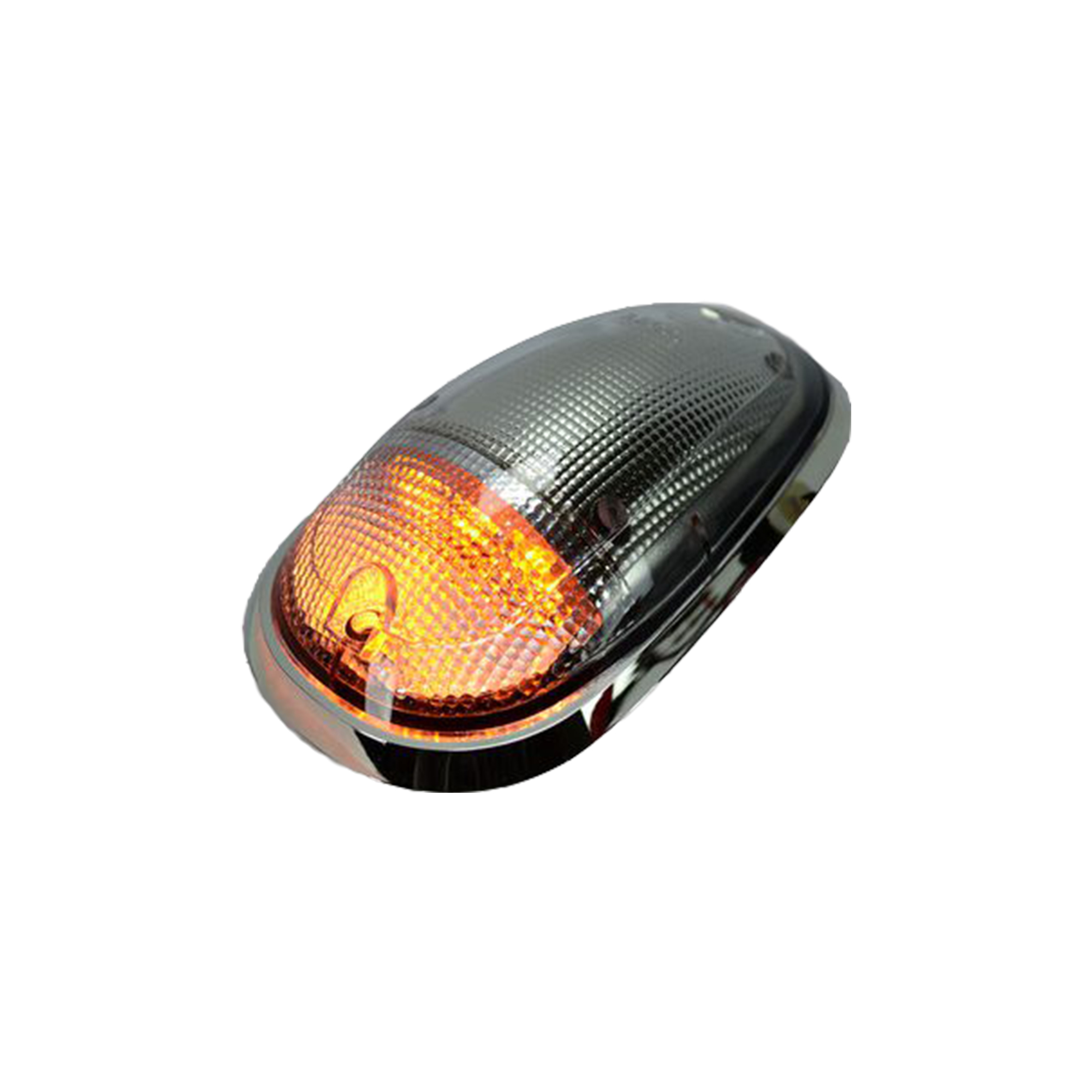 Dodge Heavy-Duty 2500/3500 03-19 Single Cab Light LED Clear Lens in Amber